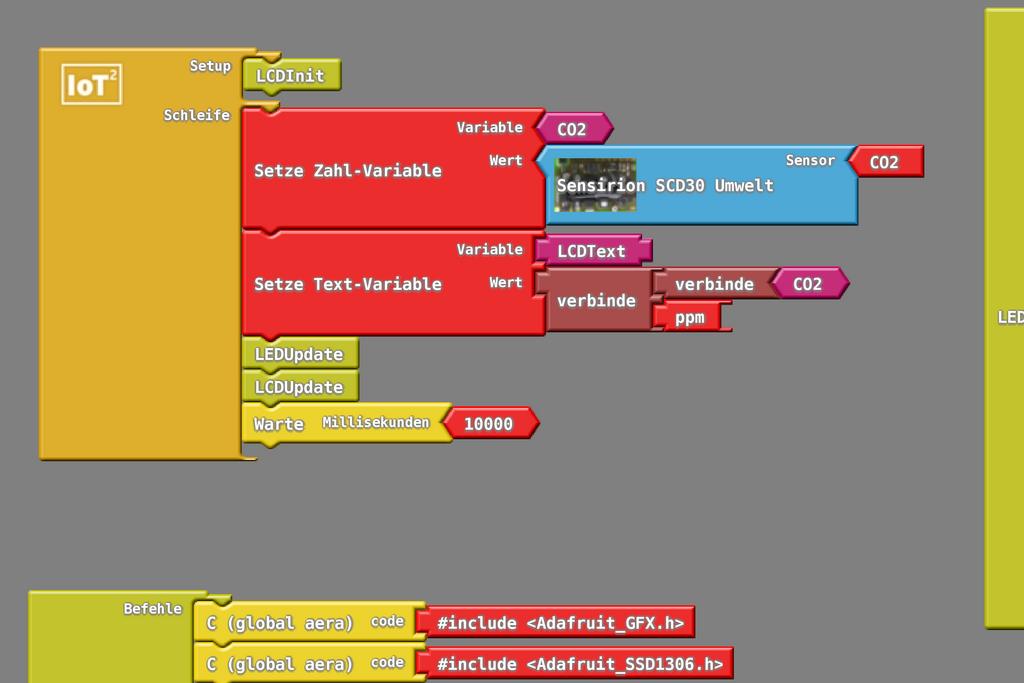 ArduBlock-Programm
